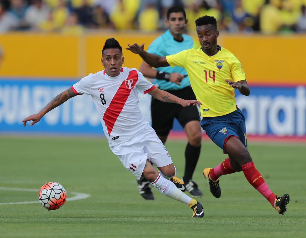 Victoria histórica para el recuerdo: Un día como hoy Perú derrotó 2 a 1 a Ecuador en Quito con goles de Flores y Hurtado