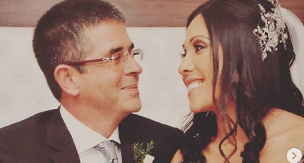 """Tula Rodríguez: """"Tengo un esposo al que amó y una hija que me ilumina"""". (Instagram)"""