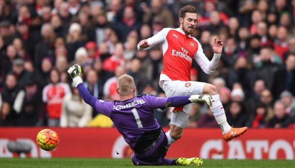 Arsenal y Leicester cerrarán la novena jornada de la Premier League. (Foto: Reuters)