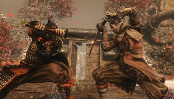 'Sekiro: Shadows Die Twice' el próximo 22 de marzo a PS4, Xbox One y PC.