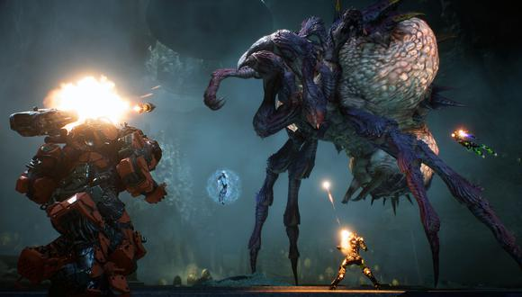 El nuevo título de EA y Bioware, Anthem, llegará a PS4, Xbox One y PC el 22 de febrero del próximo año.