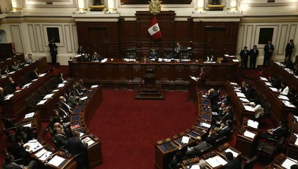 Congreso de la República debatió por más de 12 horas.