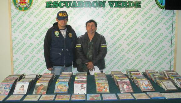 Mendoza Ventura dijo no saber los nombres de las personas que le entregaban la mercadería ilegal. (Difusión)