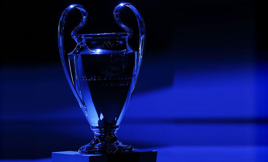 Este jueves será el sorteo de la Champions League. (Foto: Champions League)
