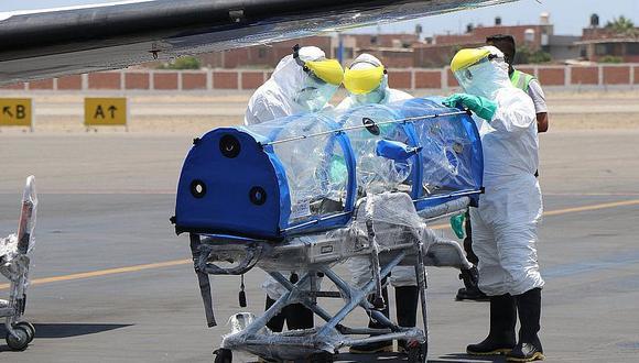 Tercera víctima mortal pro coronavirus se reportó en Lambayeque. (GEC)