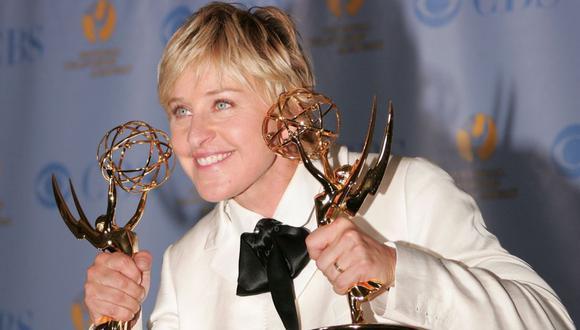 Ellen DeGeneres habría presentado su dimisión a la NBC tras denuncias de trabajadores. (Foto:AFP)