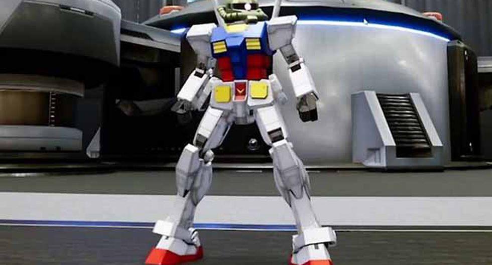Podremos crear nuestros propios robots y llevarlos a la acción.