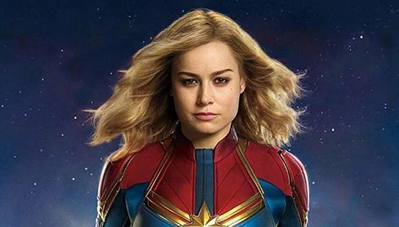 La Capitana Marvel es interpretada por la actriz Brie Larson (Foto: Walt Disney Studios Motion Pictures)