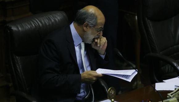 Daniel Abugattás termina su gestión con una cuestionada designación. (Rochi León)