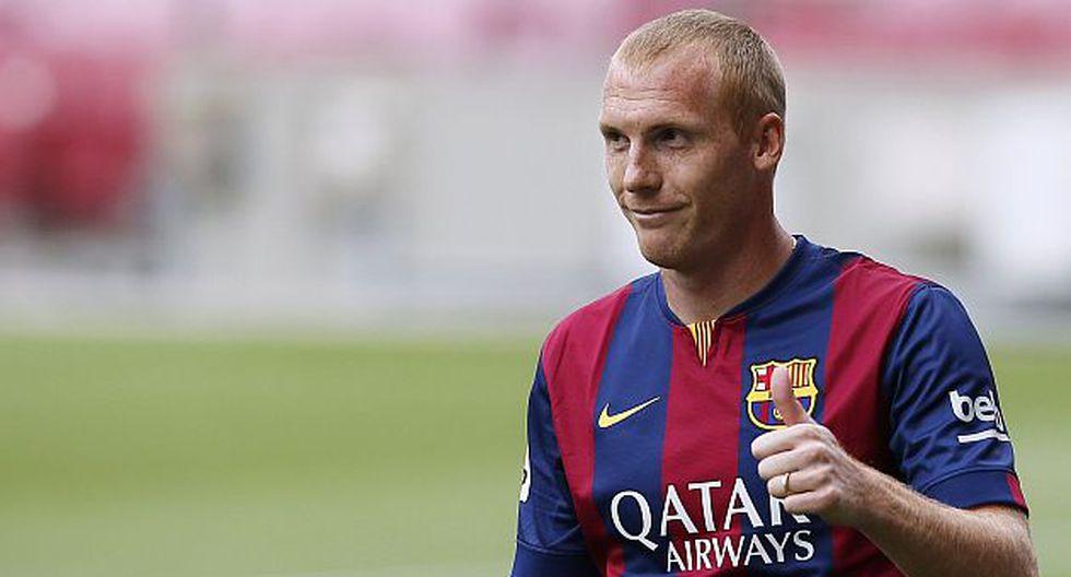 El Barcelona confirmó la noticia. (Reuters)