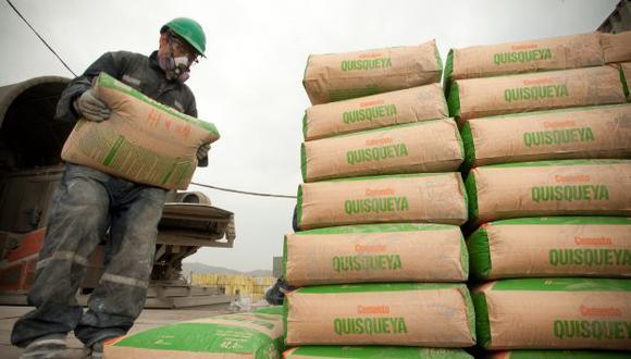 Cemento solo creció 5.6% en el sexto mes del año. (Perú21)
