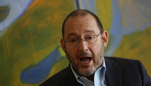 José Chlimper fue secretario general de Fuerza Popular, partido que lidera Keiko Fujimori. (Anthony Niño de Guzmán/GEC)