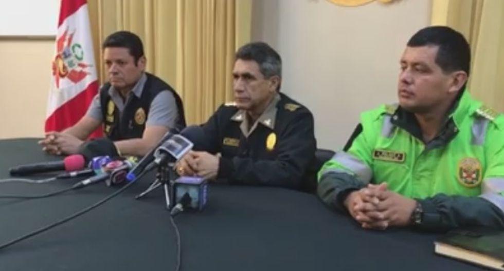 Policía reveló que joven le mintió a sus padres para escapar a Lima. (HBA Noticias)