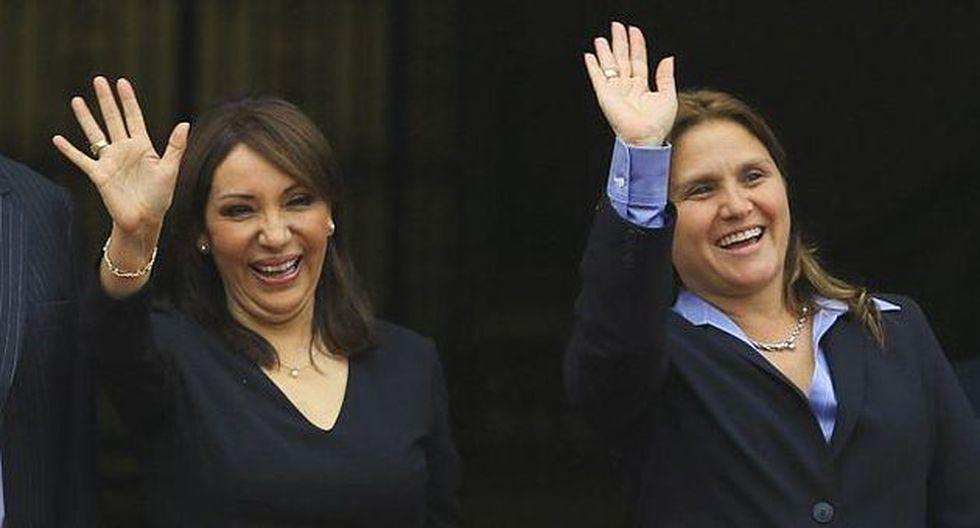 Marisol Pérez Tello: 'Julia Príncipe no recibirá un doble ingreso'. (USI)