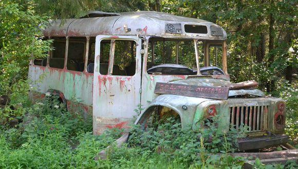 El vehículo abandonado en Alaska logró reconocimiento luego de la cinta sobre la historia real de Chris McCandless. (Foto referencial: Pixabay)