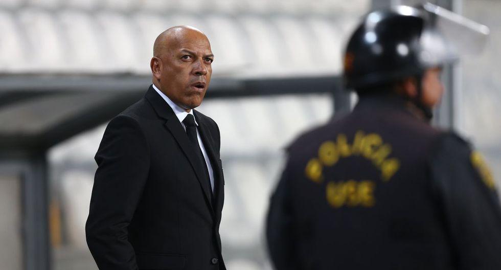 Roberto Mosquera no llegará como técnico de Bolivia. (Foto: GEC)