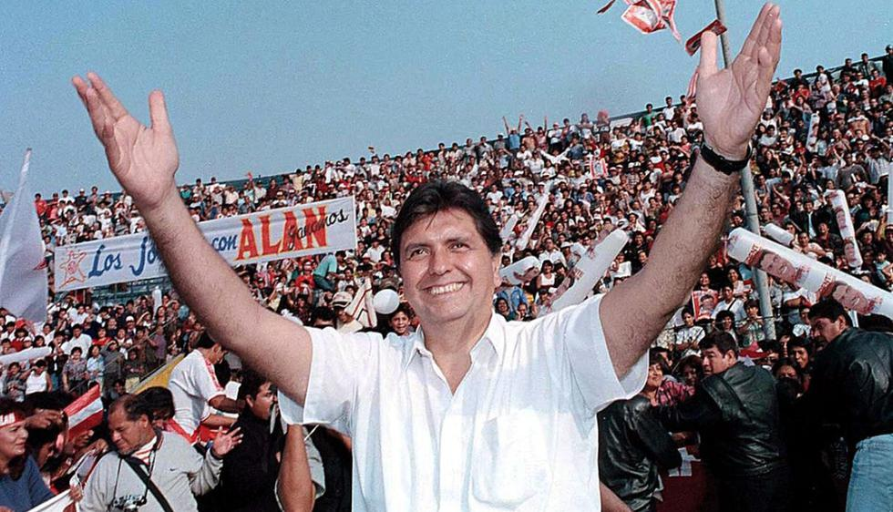 La vida de Alan García. (Foto: AFP)