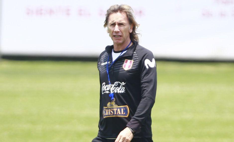 Ricardo Gareca seguirá los partidos del Sudamericano Sub 20 desde Chile (Foto: GEC).