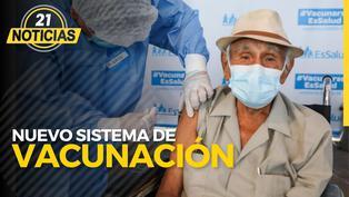 Presentan nuevo sistema de vacunación con Padrón Único Nacional