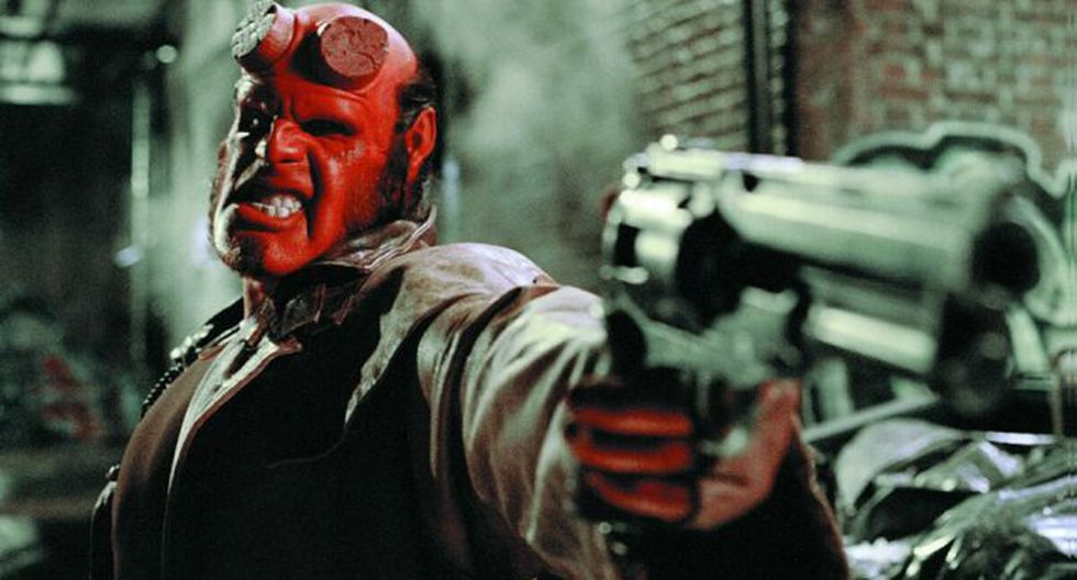 Hellboy. (Difusión)