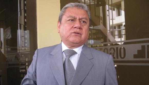 Humberto Falla Lamadrid era uno de los candidatos a magistrados del Tribunal Constitucional. (Foto: GEC)