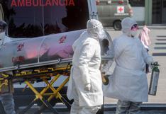 México detecta primer caso de cepa británica de coronavirus