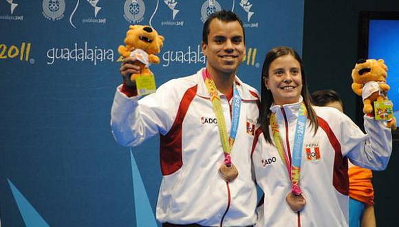 Se enfrentarán a experimentados deportistas. (Comité Olímpico Peruano)