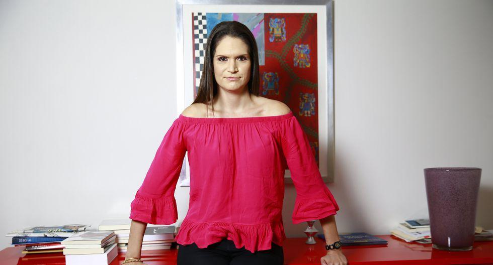 Valentía. Lorena Álvarez no se detendrá en su lucha por justicia.