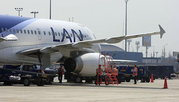 LAN Perú es una de las aerolíneas investigadas por Indecopi. (USI)