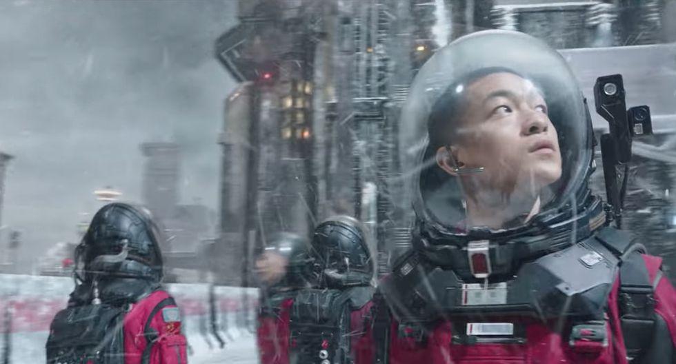 The Wandering Earth, película de ciencia ficción china. (Foto: Difusión)