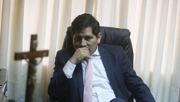 Abel Concha es acusado del delito de corrupción de funcionarios. (Foto: GEC)