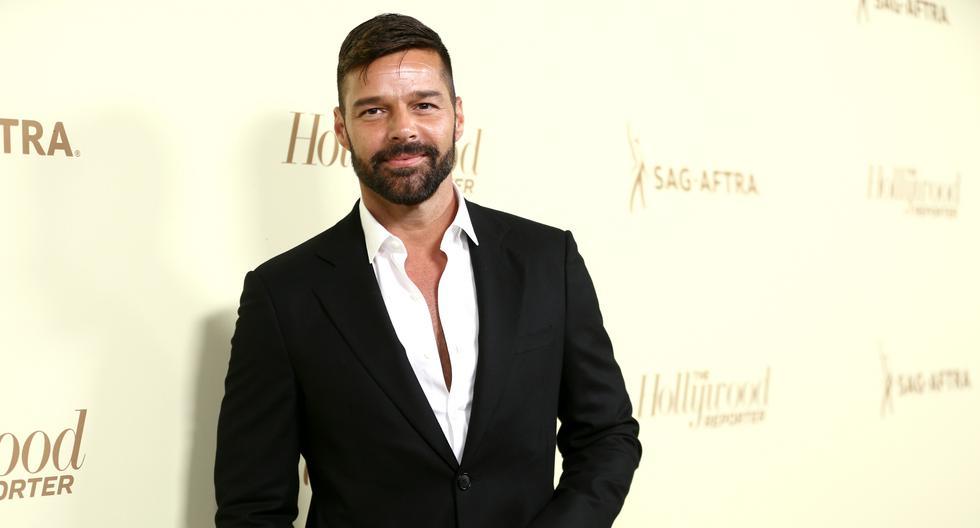 Ricky Martin liderará el Desfile Nacional Puertorriqueño de Nueva York (Foto: AFP)