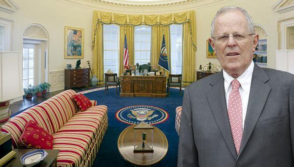 Artículo de Bloomberg resalta las cualidades de PPK como candidato para EEUU. (Composición)