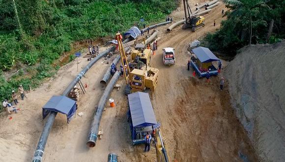 El Gasoducto está paralizado desde el 2017. (Foto: GEC)