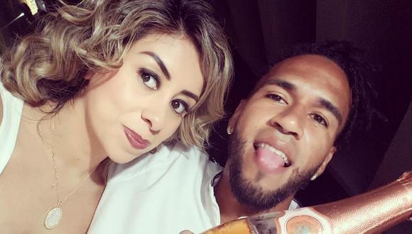Peluchín puso al descubierto a futbolista y expareja pasando un buen momento en familia. (Instagram)