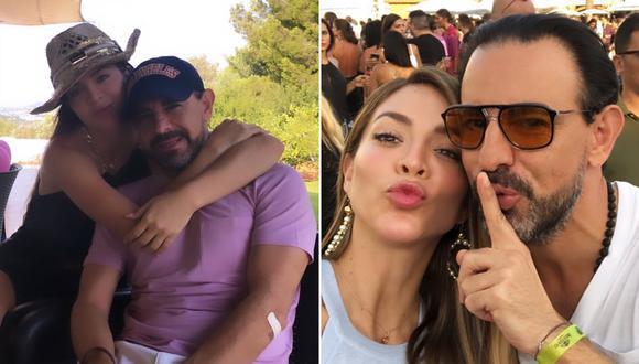 Sheyla Rojas y Fidelio Cavalli se conocieron gracias a Instagram (Foto: América Televisión)