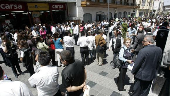 En el norte del Perú, se registró sismo de 6 grados. (USI)