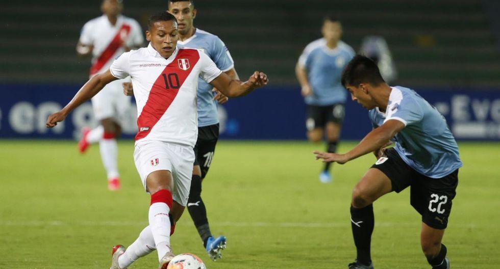 La selección peruana tiene chances intactas de clasificar a la siguiente ronda del Preolímpico Sub 23. (Foto: Violeta Ayasta / GEC)