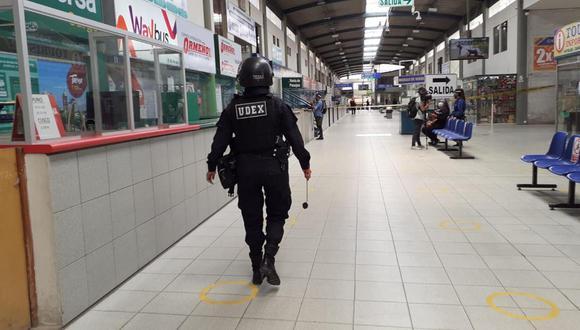 Arequipa: rescatan a cinco menores que eran explotados laboralmente en terminal terrestre (Foto referencial: GEC)