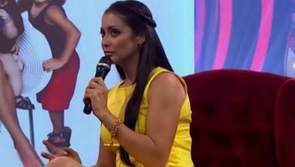 Karla aseguró que su ex no tuvo criterio. (Captura)