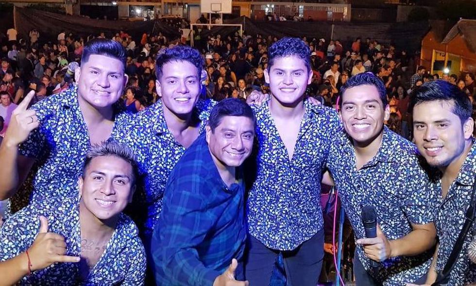 Hermanos Yaipén firman alianza con Sony Music. (Foto: Facebook)