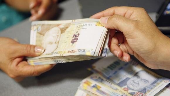 Agencias bancarias entregarán los bonos a familias desde el lunes. (GEC)