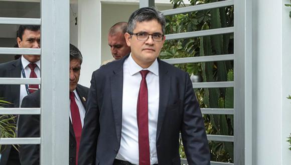 Otra jugadita dominguera del fiscal. (Foto: GEC)