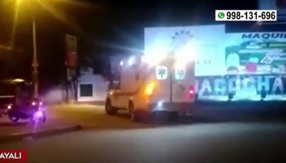 Un adulto y seis niños murieron luego que camioneta cayó a un abismo en la carretera Marginal. (Captura: América Noticias)