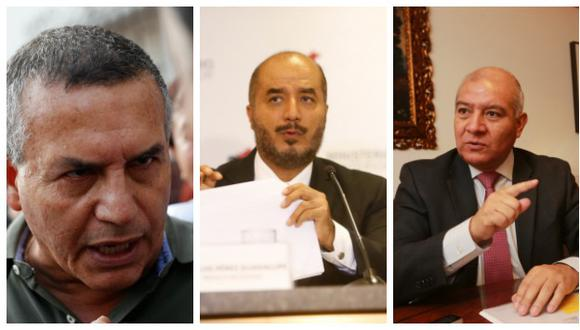 ¿Quién fue el mejor ministro del Interior de los últimos dos gobiernos?