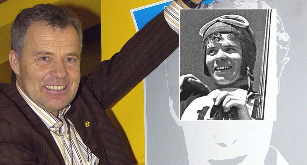 Erik Schinegger fue una esquiadora austríaca llamada Erika Schinegger. (AFP)
