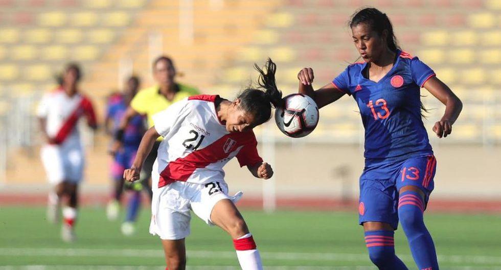 Perú vs. Colombia (FPF)