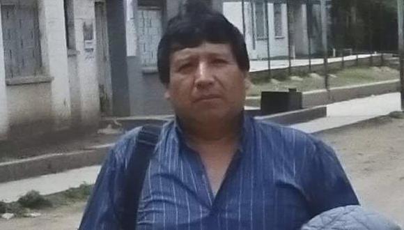 Luis Mantari Pérez, secretario general del Sindicato de Empleados de Doe Run, descartó movilización. (USI)