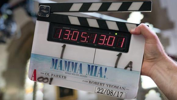 Mamma Mia! inició las grabaciones de su secuela y esto es todo lo que sabemos (Facebook)