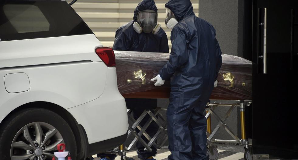 Imagen referencial. Ecuador, con 17,5 millones de habitantes, registra 23 fallecidos por coronavirus por cada 100.000 habitantes. (AFP / RODRIGO BUENDIA).